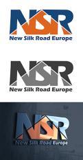 Logo # 954065 voor New Silk Road   de omgekeerde zijde route! wedstrijd