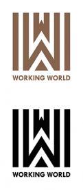 Logo # 1165665 voor Logo voor uitzendbureau Working World wedstrijd