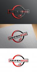 Logo  # 1214334 für Modernes Logo fur ein Reifenlager Wettbewerb