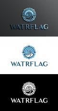 Logo design # 1208016 for logo for water sports equipment brand  Watrflag contest