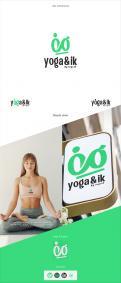 Logo # 1042870 voor Yoga & ik zoekt een logo waarin mensen zich herkennen en verbonden voelen wedstrijd