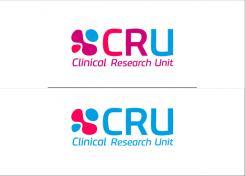 Logo # 611557 voor Ontwerp een zakelijk en rustig  logo voor de afdeling Clinical Research Unit (afkorting: CRU), een afdeling binnen het AMC; een groot academisch ziekenhuis in Amsterdam. wedstrijd