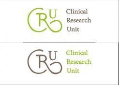 Logo # 613384 voor Ontwerp een zakelijk en rustig  logo voor de afdeling Clinical Research Unit (afkorting: CRU), een afdeling binnen het AMC; een groot academisch ziekenhuis in Amsterdam. wedstrijd