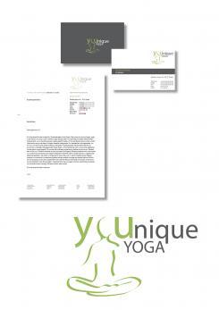 Logo & Corp. Design  # 501818 für Entwerfen Sie ein modernes+einzigartiges Logo und Corp. Design für Yoga Trainings Wettbewerb
