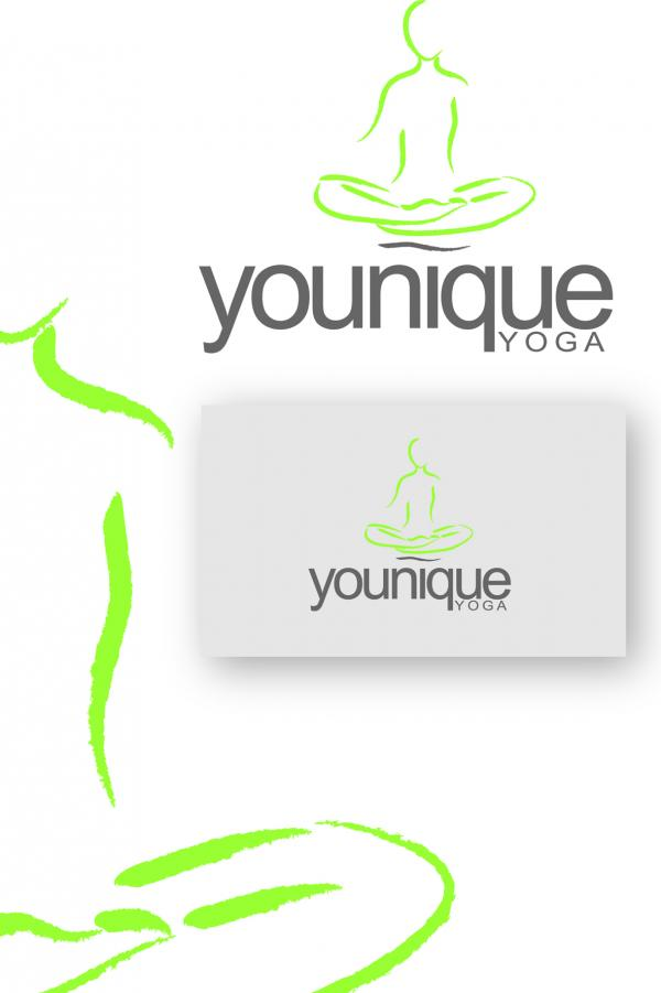 Designs By Avoja Modern And Unique Logo For Yoga Trainings
