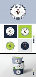 Logo & Huisstijl # 938502 voor nieuw logo en huisstijl voor ijsleverancier wedstrijd