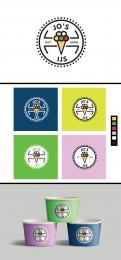 Logo & Huisstijl # 938550 voor nieuw logo en huisstijl voor ijsleverancier wedstrijd