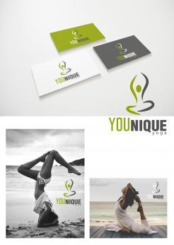 Logo & Corp. Design  # 502941 für Entwerfen Sie ein modernes+einzigartiges Logo und Corp. Design für Yoga Trainings Wettbewerb