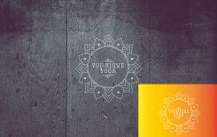 Logo & Corp. Design  # 502233 für Entwerfen Sie ein modernes+einzigartiges Logo und Corp. Design für Yoga Trainings Wettbewerb