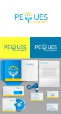 Logo & Huisstijl # 1029220 voor Peques Academy   Spaanse lessen voor kinderen spelenderwijs wedstrijd