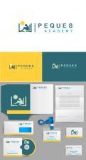 Logo & Huisstijl # 1029423 voor Peques Academy   Spaanse lessen voor kinderen spelenderwijs wedstrijd