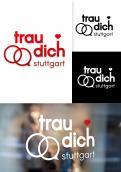 Logo & Corporate design  # 825318 für Trau-Dich-Stuttgart.de Wettbewerb
