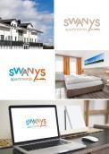 Logo & Corp. Design  # 1048804 für SWANYS Apartments   Boarding Wettbewerb