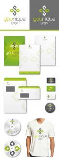 Logo & Corp. Design  # 502717 für Entwerfen Sie ein modernes+einzigartiges Logo und Corp. Design für Yoga Trainings Wettbewerb