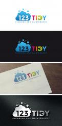 Logo & stationery # 1184998 for corporate identity and logo for a cleaning and maintenance company contest