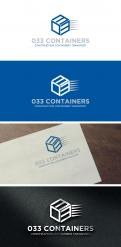Logo & stationery # 1187653 for Logo for NEW company in transport of construction containers  truck and construction buckets  contest