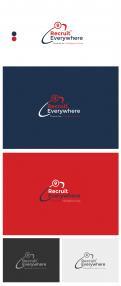 Logo & Huisstijl # 937406 voor Logo en huisstijl voorbeelden voor online recruitment platform (startup) wedstrijd
