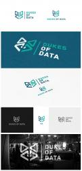 "Logo & Corp. Design  # 879031 für Design a new logo & CI for ""Dukes of Data GmbH Wettbewerb"