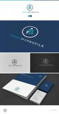 Logo & Corporate design  # 878670 für Logo / CI für blockchainbasierte Identitätverwaltung Wettbewerb