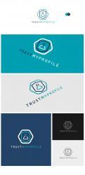 Logo & Corporate design  # 878977 für Logo / CI für blockchainbasierte Identitätverwaltung Wettbewerb