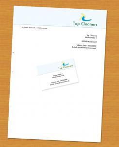 Geschäftsausstattung  # 55376 für Überzeugendes Logo & Geschäftsausstattung für Reinigungsfirma Wettbewerb