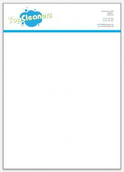 Geschäftsausstattung  # 55001 für Überzeugendes Logo & Geschäftsausstattung für Reinigungsfirma Wettbewerb