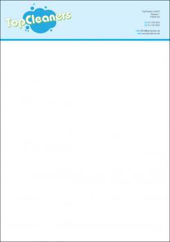 Geschäftsausstattung  # 55003 für Überzeugendes Logo & Geschäftsausstattung für Reinigungsfirma Wettbewerb