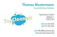 Geschäftsausstattung  # 55004 für Überzeugendes Logo & Geschäftsausstattung für Reinigungsfirma Wettbewerb