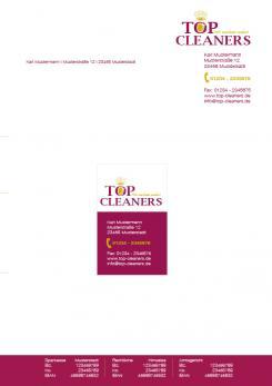 Geschäftsausstattung  # 55020 für Überzeugendes Logo & Geschäftsausstattung für Reinigungsfirma Wettbewerb