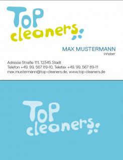 Geschäftsausstattung  # 55013 für Überzeugendes Logo & Geschäftsausstattung für Reinigungsfirma Wettbewerb