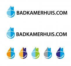 Logo & Huisstijl # 427958 voor Badkamerhuis.com Logo & Huisstijl voor Sanitairwinkel wedstrijd
