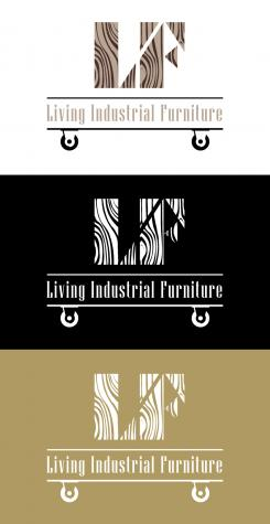 Logo & Huisstijl # 431372 voor LIF Living Industrial Furniture wedstrijd