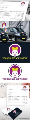 Logo & Huisstijl # 444842 voor Wij bouwen woningen, u onze identiteit. wedstrijd