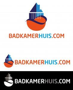 Logo & Huisstijl # 429095 voor Badkamerhuis.com Logo & Huisstijl voor Sanitairwinkel wedstrijd
