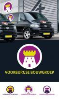 Logo & Huisstijl # 443354 voor Wij bouwen woningen, u onze identiteit. wedstrijd
