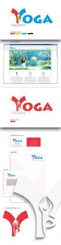 Logo & Huisstijl # 432249 voor Ontwerp een fris logo voor een allround yogapraktijk wedstrijd