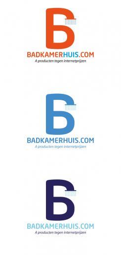 Logo & Huisstijl # 429953 voor Badkamerhuis.com Logo & Huisstijl voor Sanitairwinkel wedstrijd