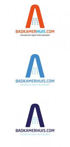 Logo & Huisstijl # 429956 voor Badkamerhuis.com Logo & Huisstijl voor Sanitairwinkel wedstrijd