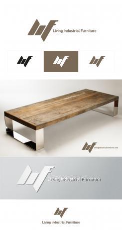 Logo & Huisstijl # 434136 voor LIF Living Industrial Furniture wedstrijd