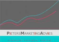 Logo & Huisstijl # 423 voor Fris en innovatief logo en huisstijl voor Pieters Marketing Advies wedstrijd