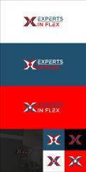 Logo & Huisstijl # 1041848 voor Ontwikkel een eigentijds logo en basis huisstijl  kleurenschema  font  basis middelen  voor  Experts in Flex'  wedstrijd
