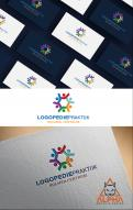 Logo & stationery # 1110420 for Speech and language therapy practice is looking for a new logo and branding contest