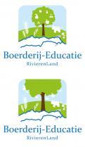 Logo & Huisstijl # 221406 voor Logo & huisstijl voor Boerderij-educatie Rivierenland, samenwerkingsverband agrarisch ondernemers die lesgeven aan basisschoolklassen op hun bedrijf. wedstrijd