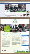 Logo & Huisstijl # 223487 voor Logo & huisstijl voor Boerderij-educatie Rivierenland, samenwerkingsverband agrarisch ondernemers die lesgeven aan basisschoolklassen op hun bedrijf. wedstrijd