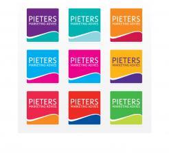 Logo & Huisstijl # 319 voor Fris en innovatief logo en huisstijl voor Pieters Marketing Advies wedstrijd