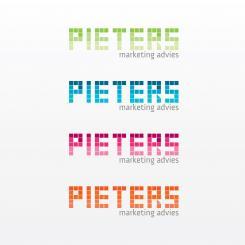 Logo & Huisstijl # 321 voor Fris en innovatief logo en huisstijl voor Pieters Marketing Advies wedstrijd