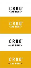 Logo & Huisstijl # 615299 voor ontwerp voor een hippe croquebar (ontbijt -en lunch en koffie en gebak) in stoere industriele stijl met scandinavische tinten. wedstrijd