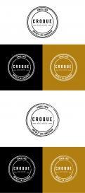 Logo & Huisstijl # 615218 voor ontwerp voor een hippe croquebar (ontbijt -en lunch en koffie en gebak) in stoere industriele stijl met scandinavische tinten. wedstrijd