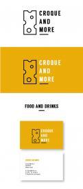 Logo & Huisstijl # 614943 voor ontwerp voor een hippe croquebar (ontbijt -en lunch en koffie en gebak) in stoere industriele stijl met scandinavische tinten. wedstrijd