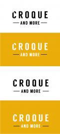 Logo & Huisstijl # 614944 voor ontwerp voor een hippe croquebar (ontbijt -en lunch en koffie en gebak) in stoere industriele stijl met scandinavische tinten. wedstrijd